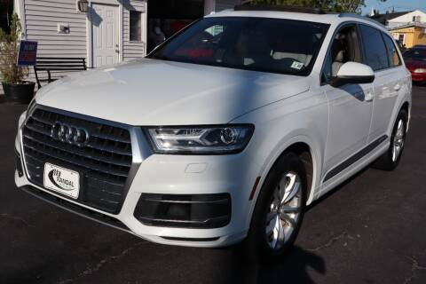 2017 Audi Q7 for sale at Randal Auto Sales in Eastampton NJ