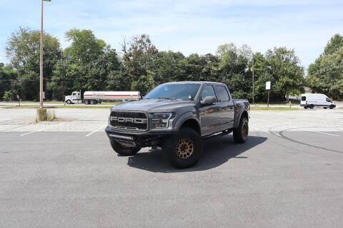 2018 Ford F-150 for sale at Auto Guia in Chamblee GA