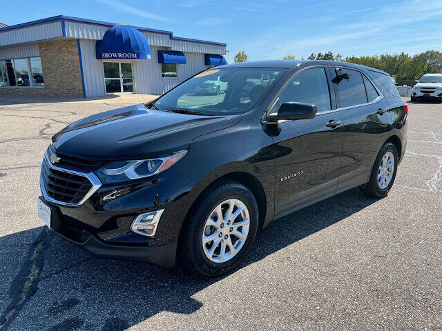 2020 Chevrolet Equinox for sale at Schulz Automotive Inc in Reedsburg WI
