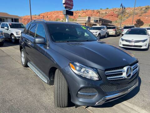 2016 Mercedes-Benz GLE for sale at Boulevard Motors in St George UT