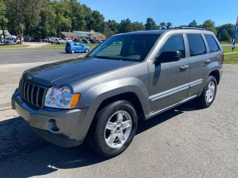 2007 Jeep Grand Cherokee for sale at CVC AUTO SALES in Durham NC