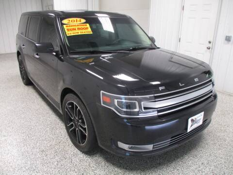 2014 Ford Flex for sale at LaFleur Auto Sales in North Sioux City SD