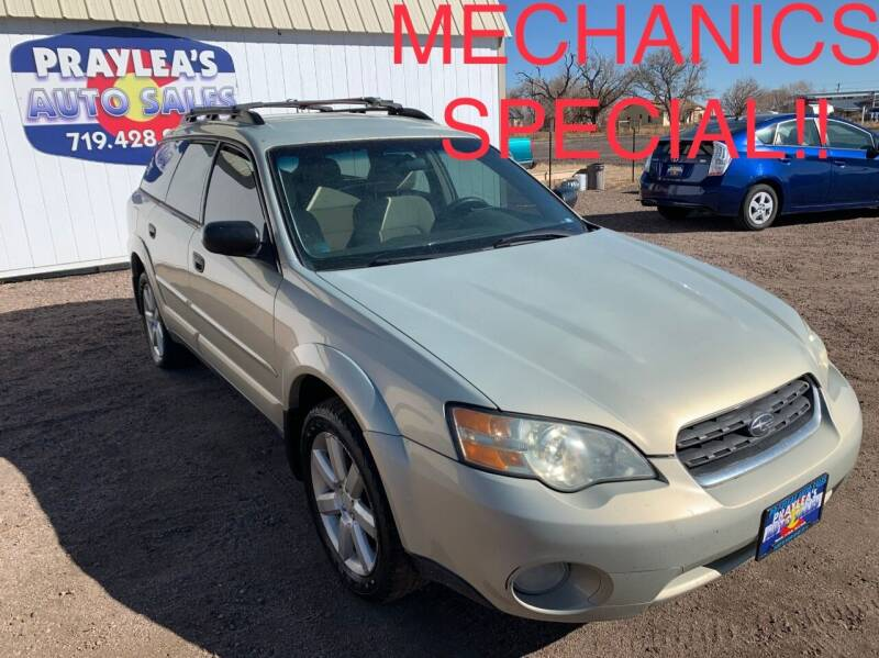 2006 Subaru Outback for sale at Praylea's Auto Sales in Peyton CO