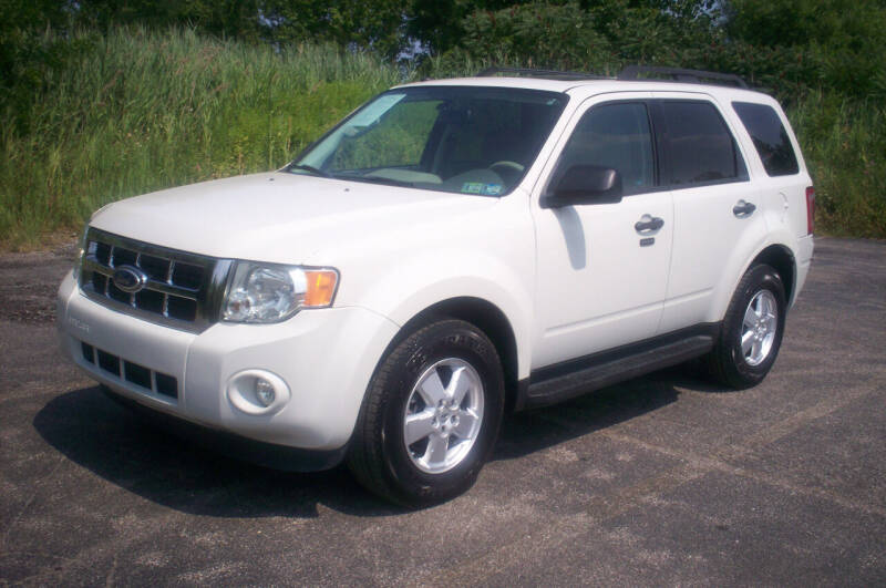2012 Ford Escape for sale at Action Auto Wholesale - 30521 Euclid Ave. in Willowick OH