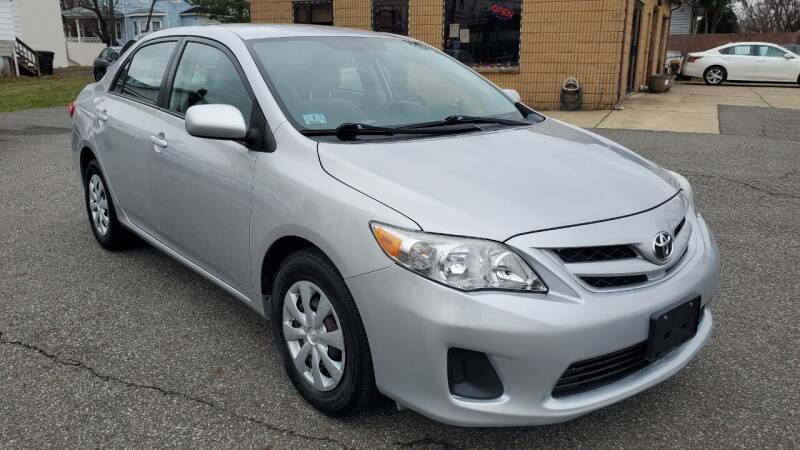 2011 Toyota Corolla for sale at Citi Motors in Highland Park NJ