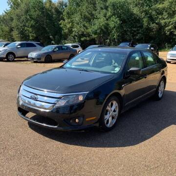 2012 Ford Fusion for sale at CARZ4YOU.com in Robertsdale AL