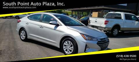 2019 Hyundai Elantra for sale at South Point Auto Plaza, Inc. in Albany NY
