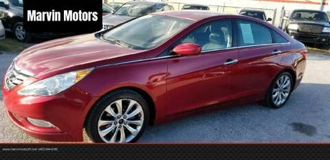 2011 Hyundai Sonata for sale at Marvin Motors in Kissimmee FL