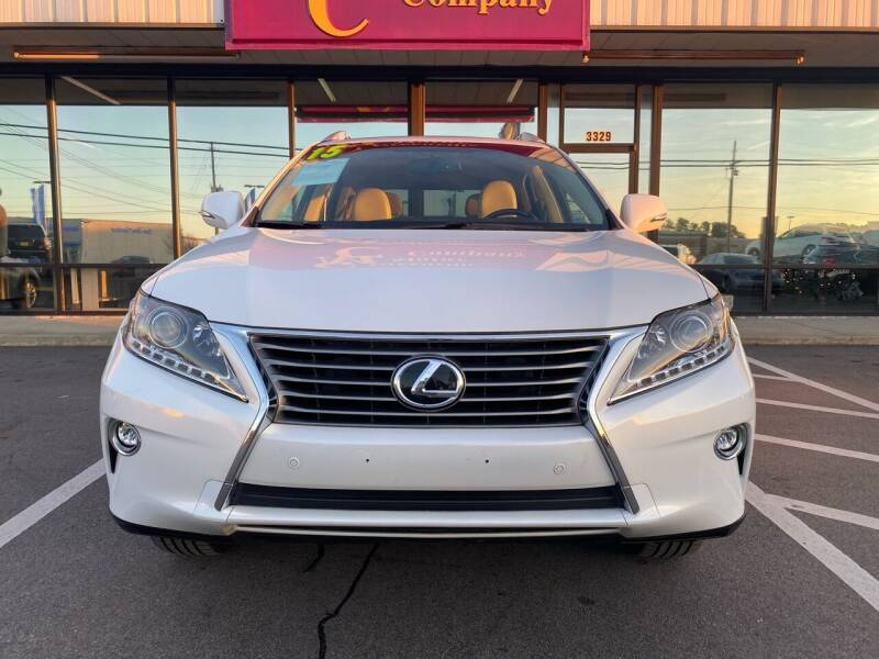 2015 Lexus RX 350 for sale at Greenville Motor Company in Greenville NC