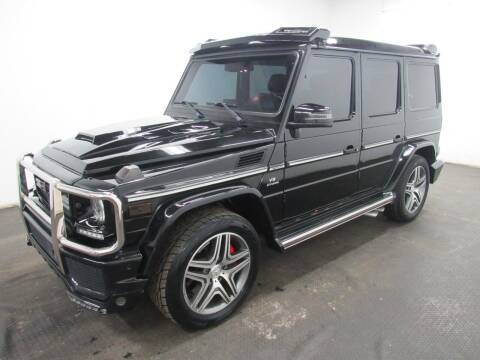 2013 Mercedes-Benz G-Class for sale at Automotive Connection in Fairfield OH