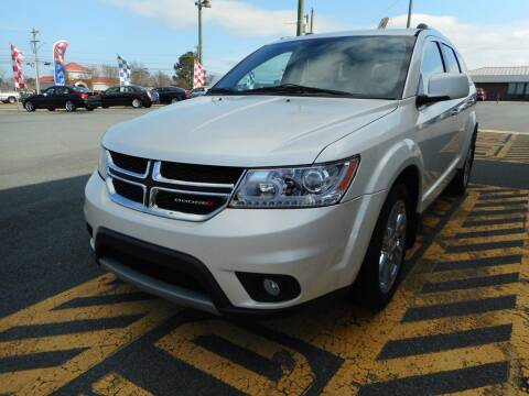 2012 Dodge Journey for sale at Auto America - Monroe in Monroe NC