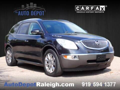 2012 Buick Enclave for sale at The Auto Depot in Raleigh NC