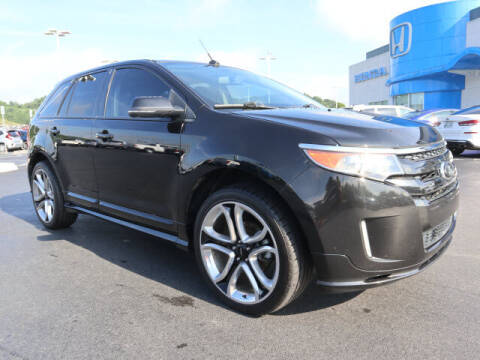 2013 Ford Edge for sale at RUSTY WALLACE HONDA in Knoxville TN