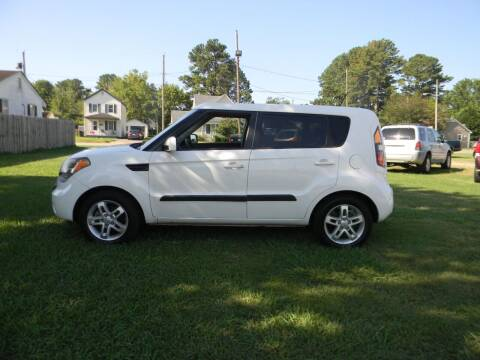 2011 Kia Soul for sale at SeaCrest Sales, LLC in Elizabeth City NC