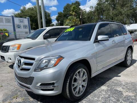 2013 Mercedes-Benz GLK for sale at Always Approved Autos in Tampa FL