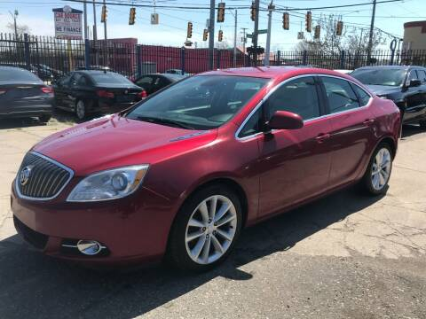 2016 Buick Verano for sale at SKYLINE AUTO in Detroit MI