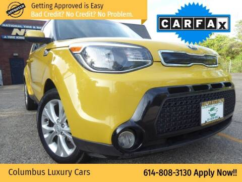 2016 Kia Soul for sale at Columbus Luxury Cars in Columbus OH