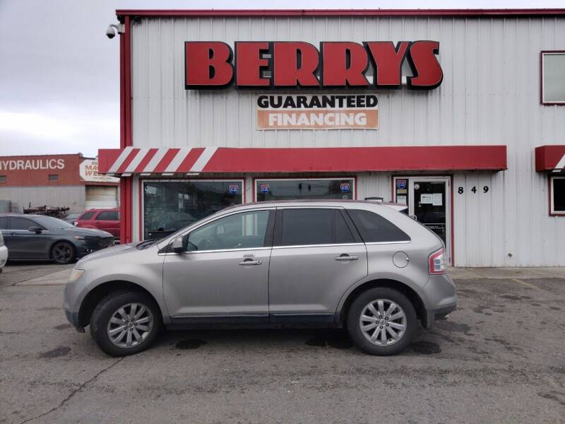 2008 Ford Edge for sale at Berry's Cherries Auto in Billings MT