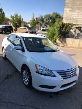 2013 Nissan Sentra for sale at Select AWD in Provo UT