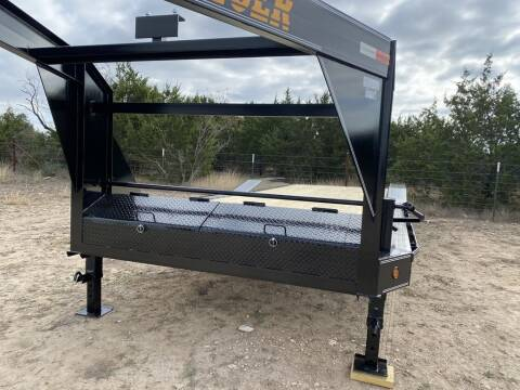 """2021 TIGER 102"""" X 26' DRIVE-OVER FEN for sale at LJD Sales in Lampasas TX"""
