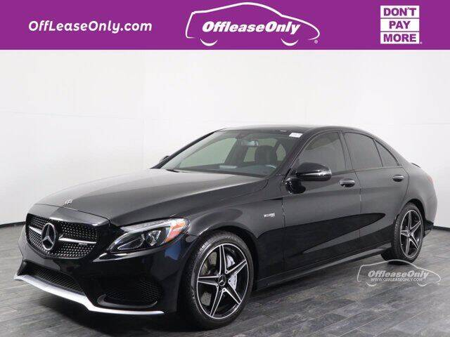 2018 Mercedes-Benz C-Class for sale in North Lauderdale, FL