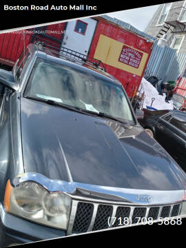 2007 Jeep Grand Cherokee for sale at Boston Road Auto Mall Inc in Bronx NY