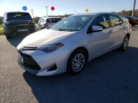 2019 Toyota Corolla for sale at Hi-Lo Auto Sales in Frederick MD