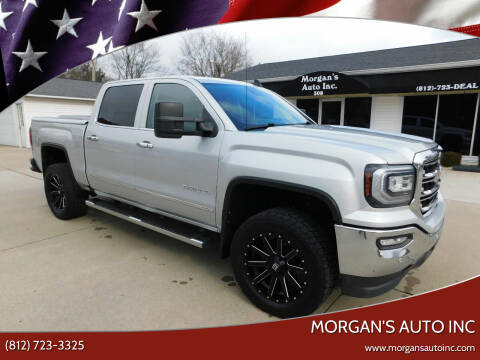 2017 GMC Sierra 1500 for sale at Morgan's Auto Inc in Paoli IN