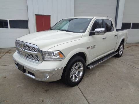 2017 RAM Ram Pickup 1500 for sale at Lewin Yount Auto Sales in Winchester VA