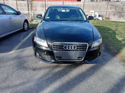 2010 Audi A4 for sale at Maple Street Auto Sales in Bellingham MA