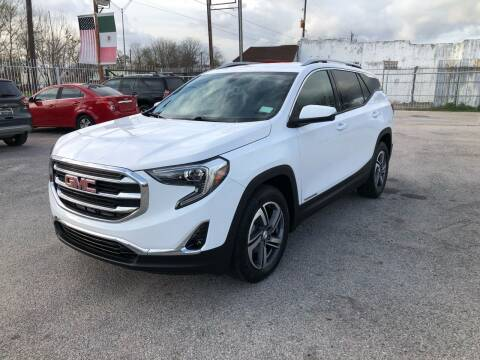 2019 GMC Terrain for sale at Saipan Auto Sales in Houston TX