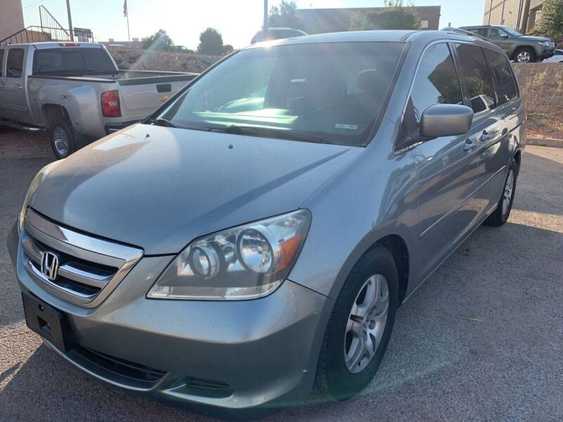 2006 Honda Odyssey for sale at Car Works in Saint George UT