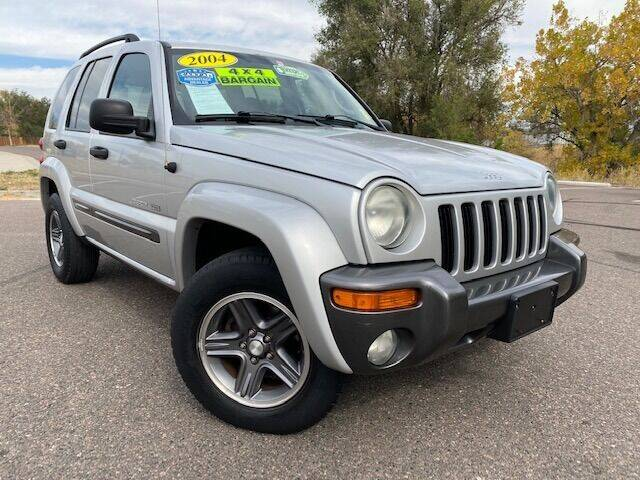 2004 Jeep Liberty for sale at UNITED Automotive in Denver CO