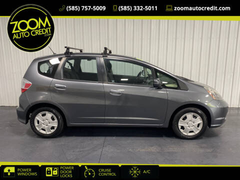 2013 Honda Fit for sale at ZoomAutoCredit.com in Elba NY