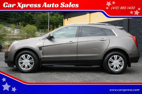 2011 Cadillac SRX for sale at Car Xpress Auto Sales in Pittsburgh PA