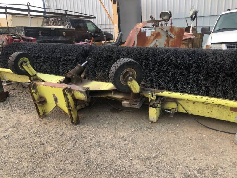 SWEPSTER 16 FT Broom sweeper for sale at Brand X Inc. in Mound House NV