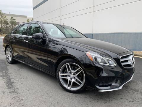 2015 Mercedes-Benz E-Class for sale at PM Auto Group LLC in Chantilly VA