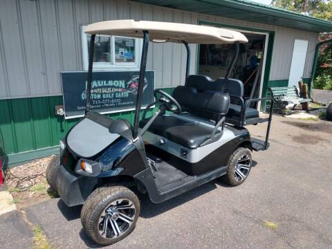 2009 E-Z-GO RXV for sale at Paulson Auto Sales in Chippewa Falls WI