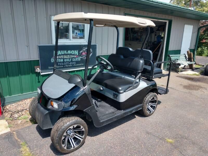 2009 E-Z-GO RXV for sale at Paulson Auto Sales in Chippewa Falls WI