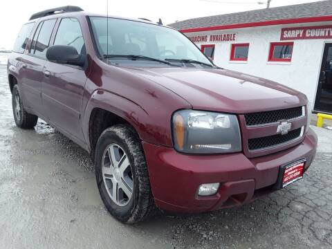 2006 Chevrolet TrailBlazer EXT for sale at Sarpy County Motors in Springfield NE