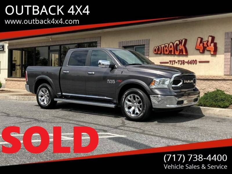 2015 RAM Ram Pickup 1500 for sale at OUTBACK 4X4 in Ephrata PA