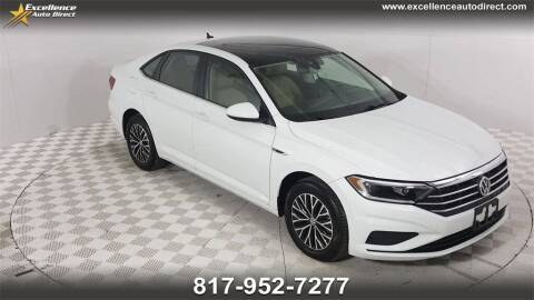 2019 Volkswagen Jetta for sale at Excellence Auto Direct in Euless TX