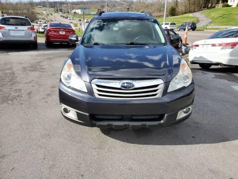 2012 Subaru Outback for sale at DISCOUNT AUTO SALES in Johnson City TN