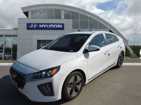 2020 Hyundai Ioniq Hybrid for sale at Ron Carter  Clear Lake Used Cars in Houston TX