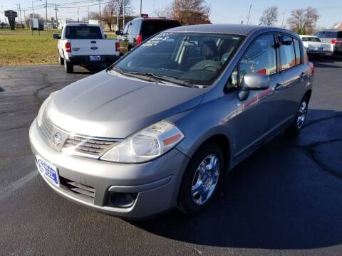 2007 Nissan Versa for sale at Larry Schaaf Auto Sales in Saint Marys OH