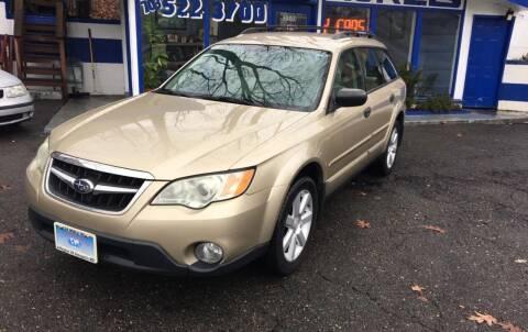 2009 Subaru Outback for sale at Car World Inc in Arlington VA