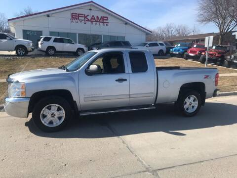 2013 Chevrolet Silverado 1500 for sale at Efkamp Auto Sales LLC in Des Moines IA