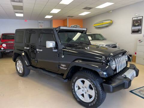 2011 Jeep Wrangler Unlimited for sale at Jeep and Truck USA in Tampa FL