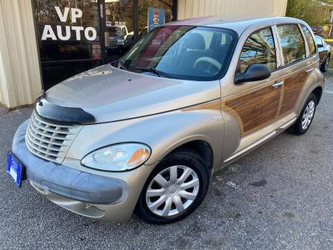 2002 Chrysler PT Cruiser for sale at VP Auto in Greenville SC