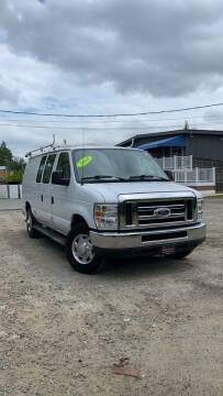 2014 Ford E-Series Cargo for sale at Best Cars Auto Sales in Everett MA